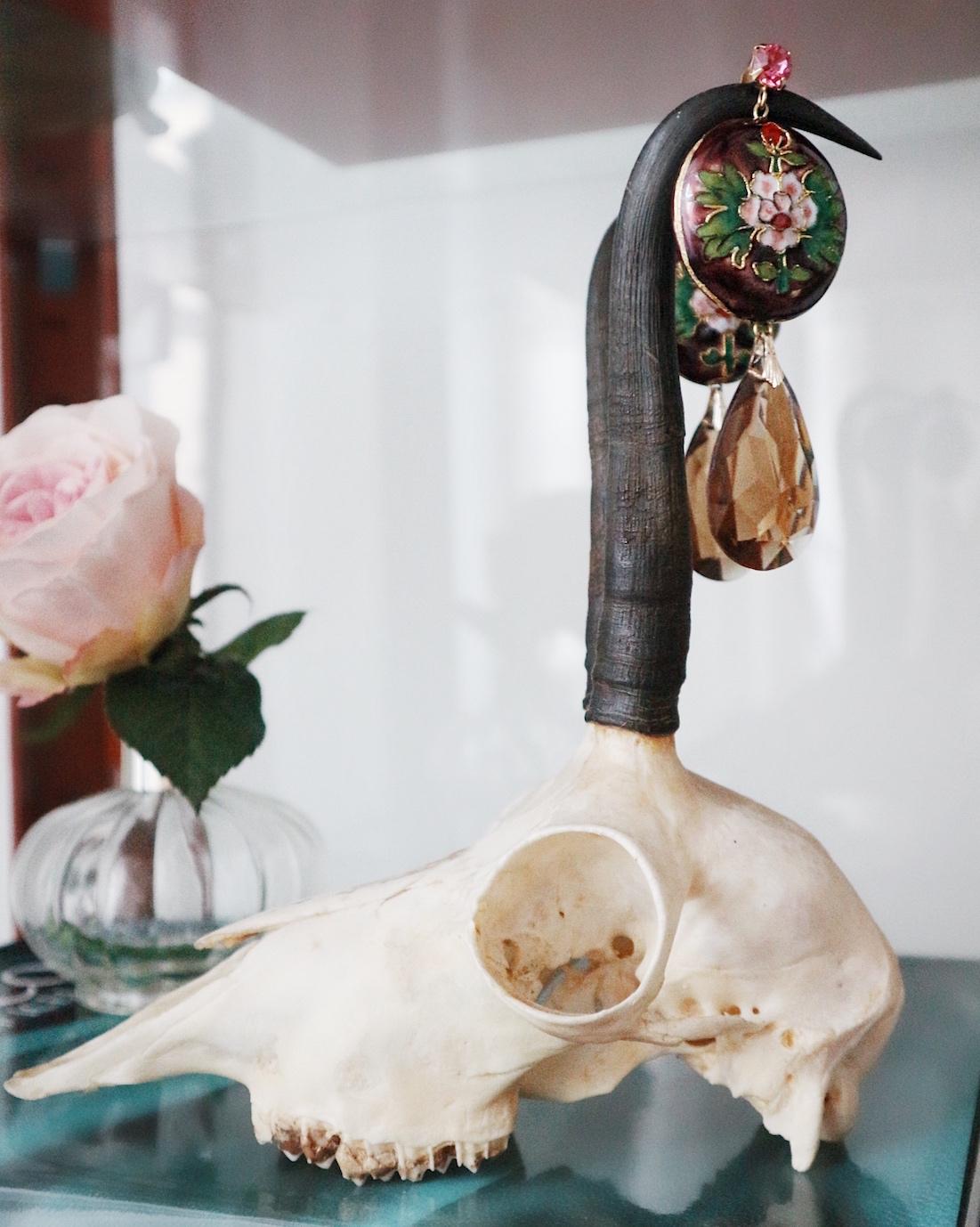 floortjeloves, je suis flore, jewelry, handmade jewelry, own design, earrings, bracelet, necklace, Florentine